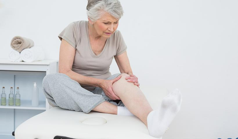 درد ماهیچه پشت ساق پا