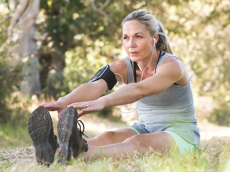 درمان خانگی واریس پا با ورزش