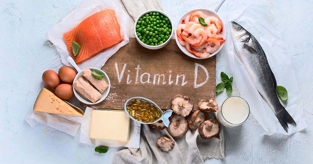 علل کمبود ویتامین D