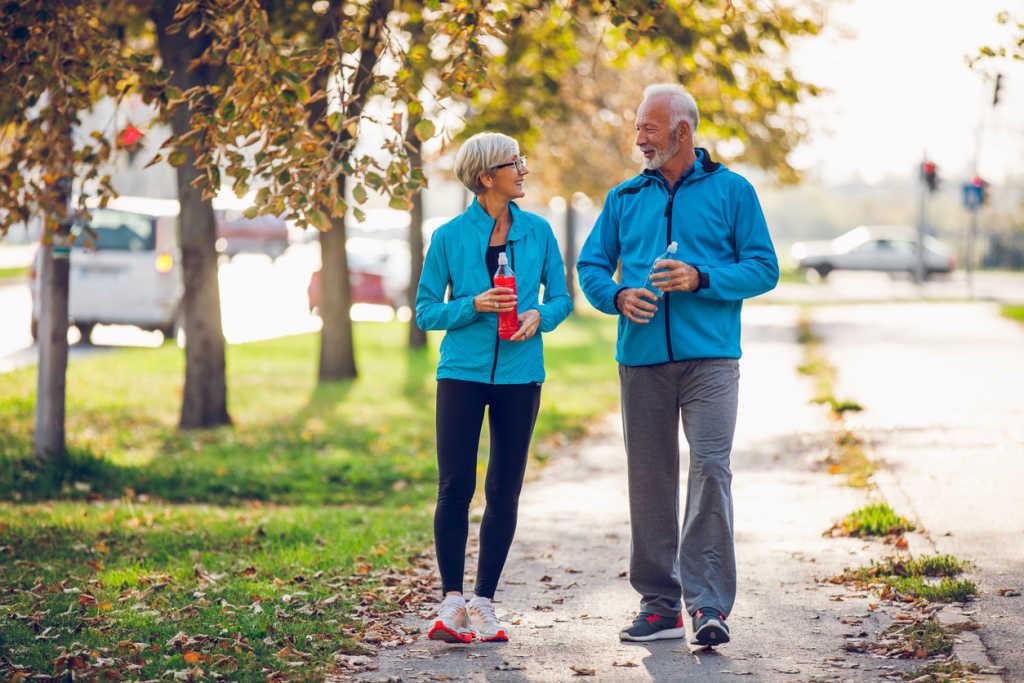 پیاده روی برای درمان واریس
