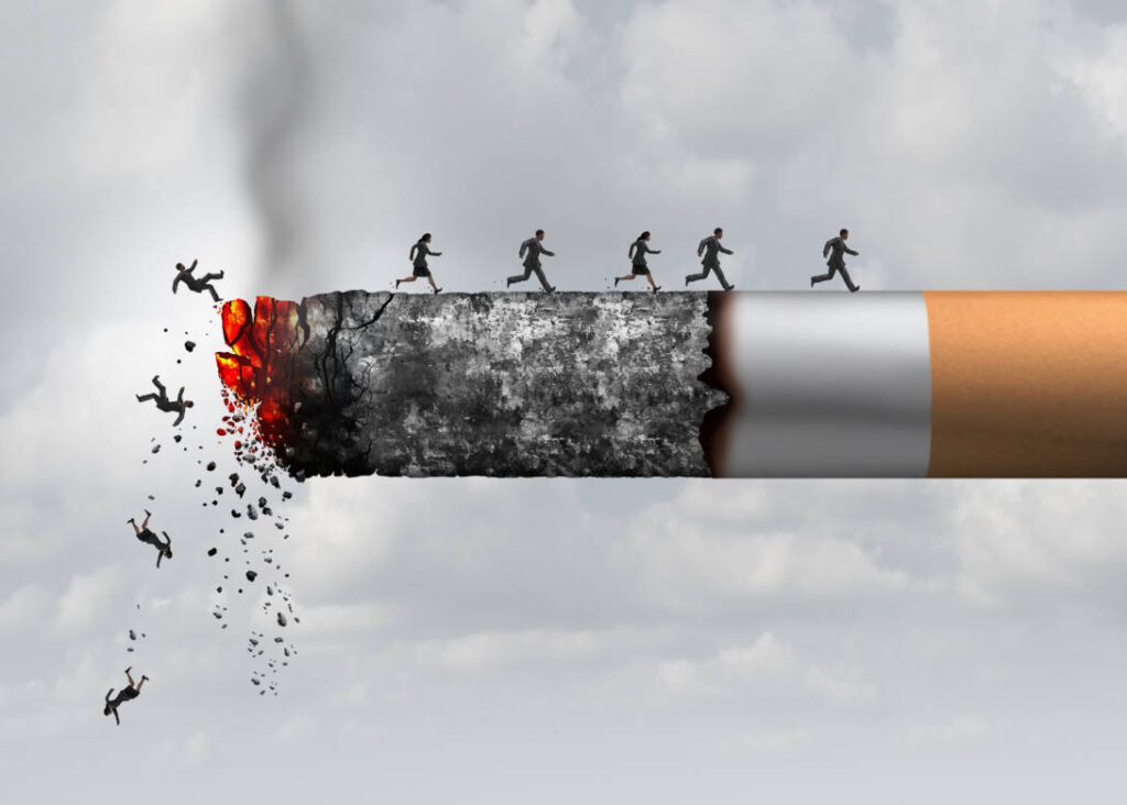 مصرف سیگار و تنگی شریان کلیوی