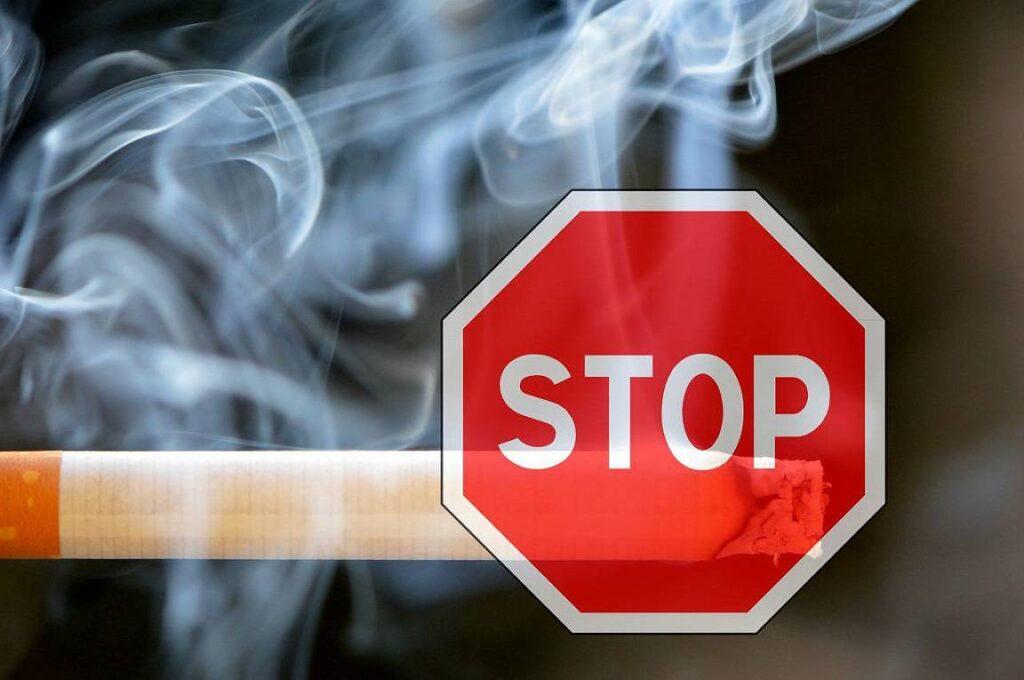 پیشگیری از سکته مغزی با ترک سیگار
