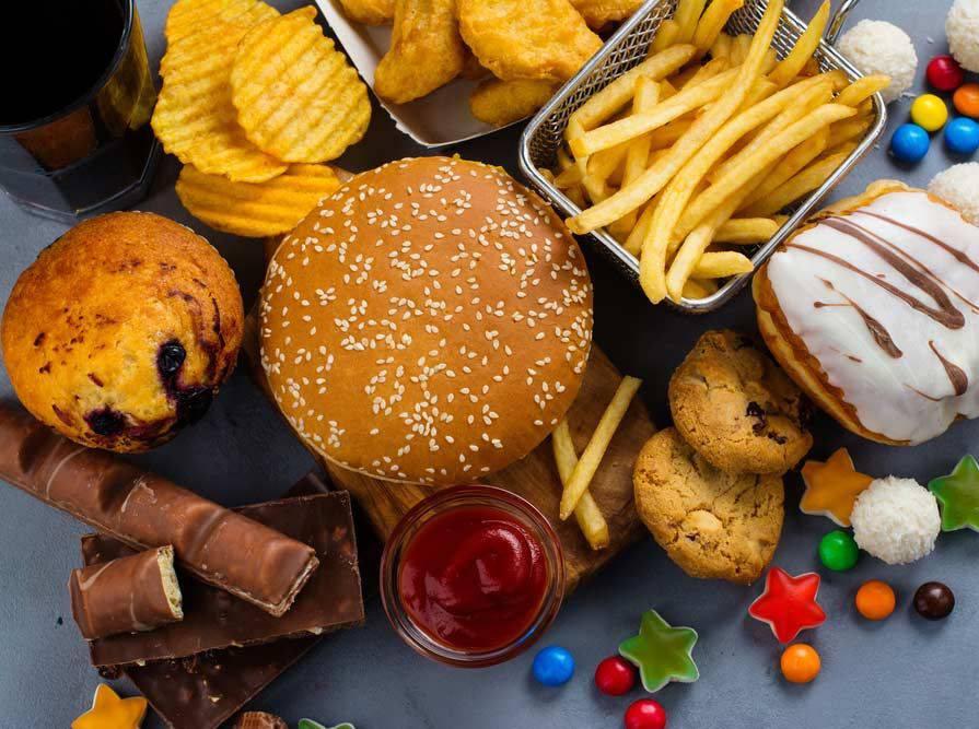 غذاهای مضر برای واریس