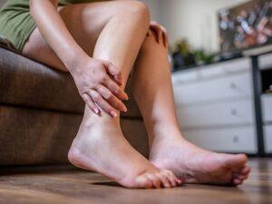 علت درد ساق پا چیست
